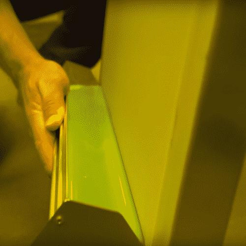 Текстилен печат